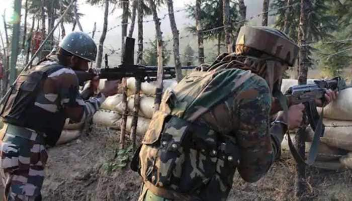 BSF fires warning shots after detecting suspicious movement at LoC in Jammu and Kashmir's Kupwara district