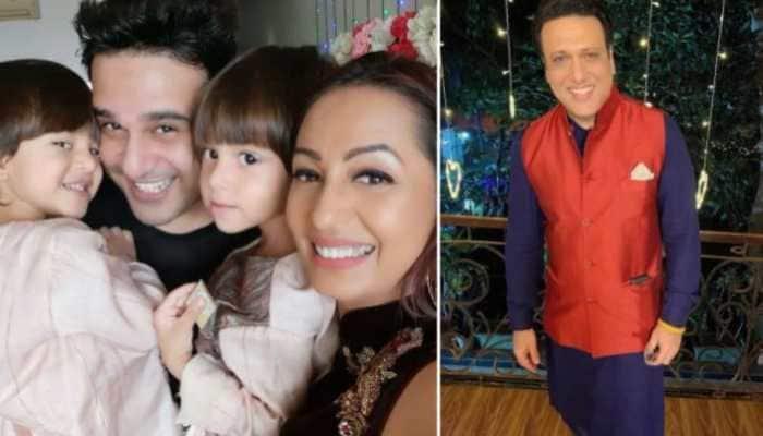 Amid Govinda and Krushna Abhishek's feud, Kashmera Shah's post on motherhood goes viral