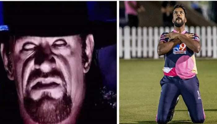 IPL franchise Rajasthan Royals wishes WWE legend The Undertaker on his retirement