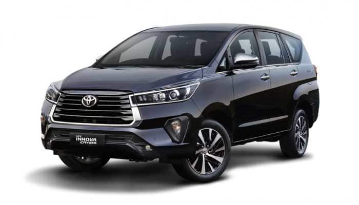 2020 Toyota Innova Crysta facelift launched in India: Price, specs and more