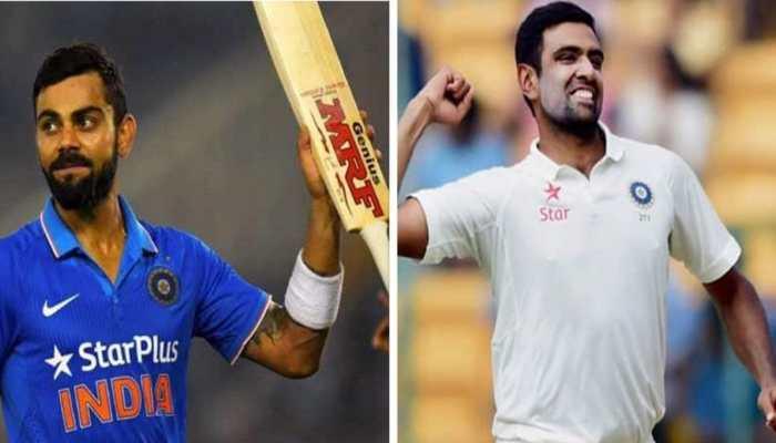 Virat Kohli, Ravichandran Ashwin nominated for prestigious ICC Player of the Decade Award