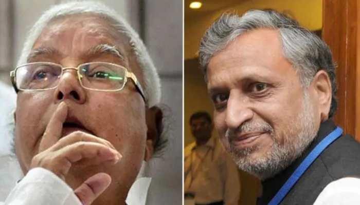 BJP leader Sushil Modi accuses Lalu Yadav of plotting against NDA government, makes this sensational claim