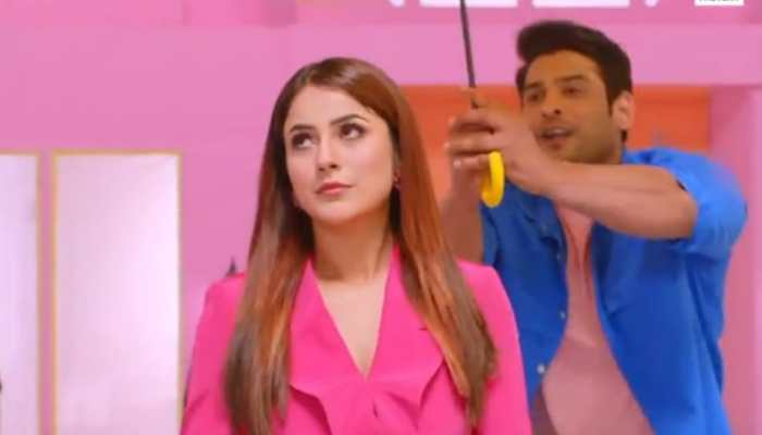 Shona Shona: Sidharth Shukla and Shehnaaz Gill weave magic with their dance moves and adorable chemistry