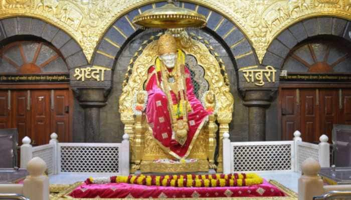 Over 1 lakh devotees donate Rs 3.09 crore within 10 days to Sai Baba Temple in Shirdi
