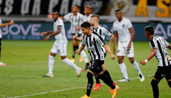 Serie A: Atletico Mineiro edge past Botafogo to move three points clear at top