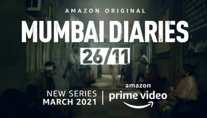 Mohit Raina starrer medical drama 'Mumbai Diaries 26/11' first look out on Amazon Prime Video - Watch