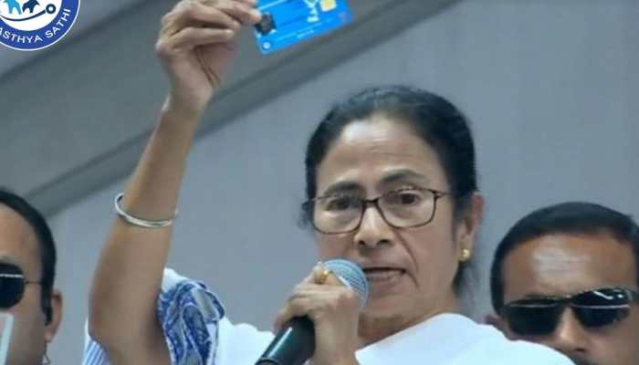 Mamata Banerjee announces 'Swasthya Sathi' health scheme for all in West Bengal, flays Centre over farm bills