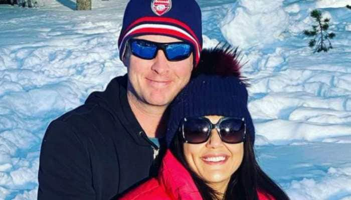 Preity Zinta vacays with 'pati parmeshwar' Gene Goodenough: Sun, snow and smiles