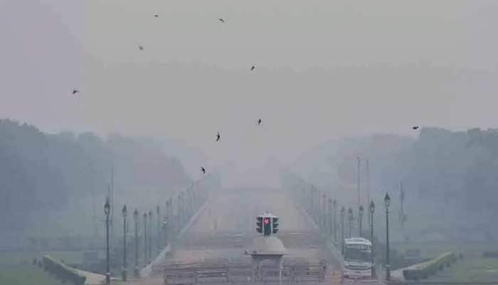No respite from air pollution in Delhi-NCR; air quality still 'very poor'