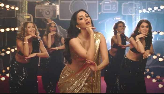 Kiara Advani's scorching avatar in Heelein Toot Gayi song from Indoo Ki Jawani raises mercury - Watch