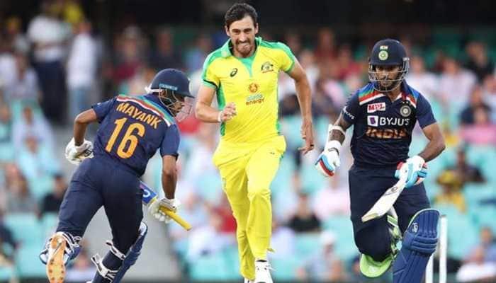 India vs Australia 2020: Two protesters enter field during Sydney ODI
