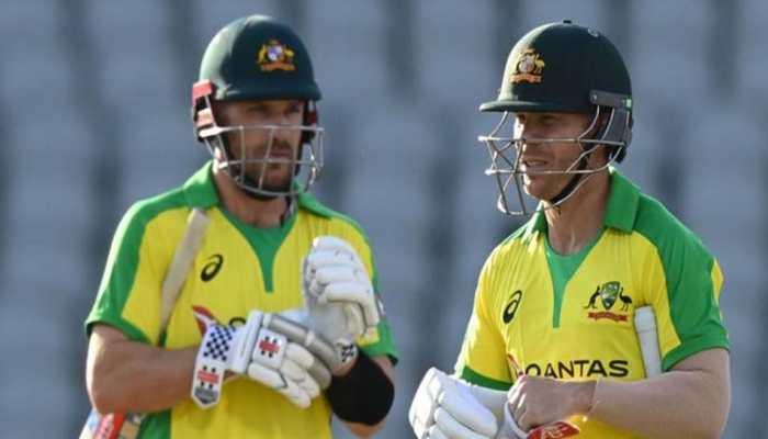 David Warner, Aaron Finch continue their run of big partnerships against India