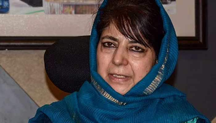 PDP chief Mehbooba Mufti claims she is 'being detained again', not allowed to hold press meet
