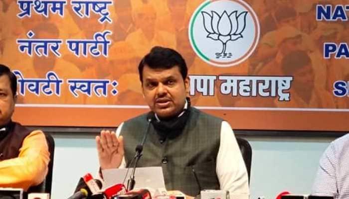 Uddhav Thackeray-led MVA 'hounding' dissenters, says ex-Maharashtra CM Devendra Fadnavis