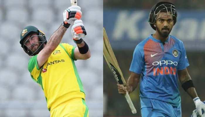 'Apologised to KL Rahul while batting': Glenn Maxwell indulges in fun banter with Jimmy Neesham
