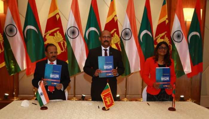 India, Maldives, Sri Lanka agree to expand intelligence sharing; deputy NSAs to meet biannually