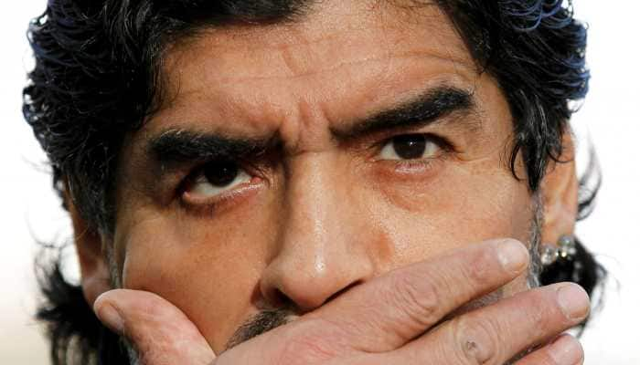 Argentine league restarts with tributes to football legend Diego Maradona