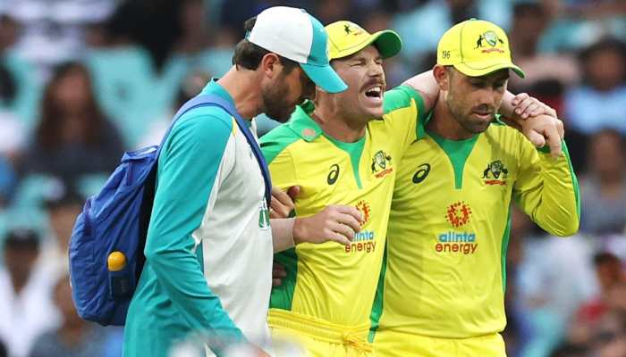 Australia vs India 2nd ODI: David Warner suffers groin injury, set to undergo scans