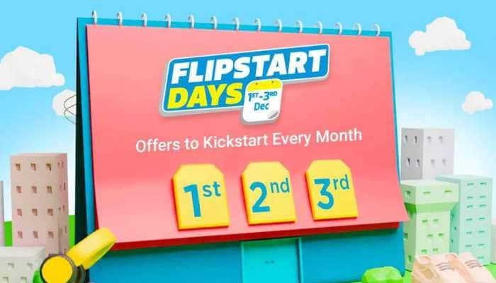 Flipkart 3-day sale with up to 80% off on electronic accessories starts on December 1: Here's all about Flipstart Days sale