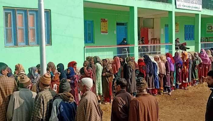 Jammu and Kashmir DDC election: Second phase starts