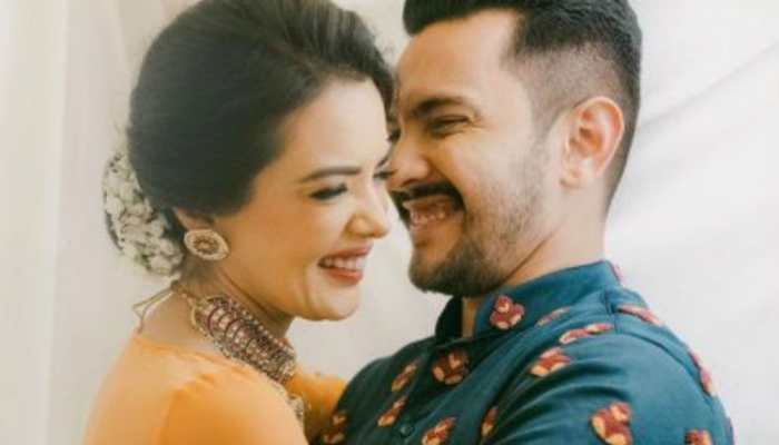 Ahead of wedding, Aditya Narayan dedicates mushy post to ladylove Shweta Agarwal