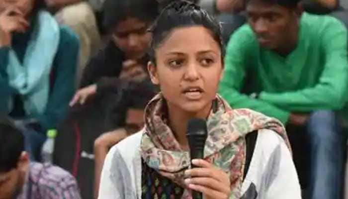 Who is Shehla Rashid Shora and why is this former JNU student in news?