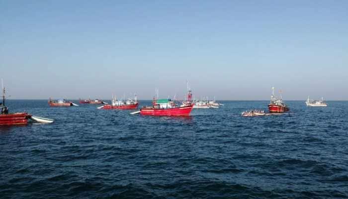 6 fishermen missing, 16 rescued after deep-sea fishing boat capsizes in Arabian Sea off Mangaluru coast