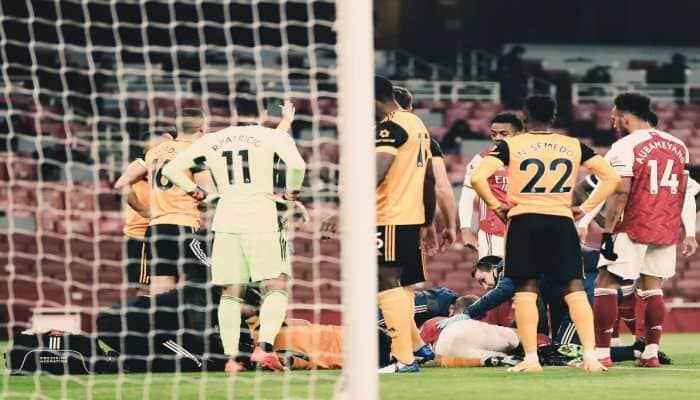 EPL: Wolverhampton Wanderers striker Raul Jimenez undergoes successful surgery on fractured skull