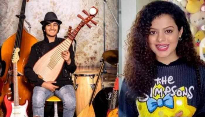 Bollywood singing magnate Palak Muchhal entitles 14-year-old instrumentalist Neil Nayyar a 'WonderBoy'