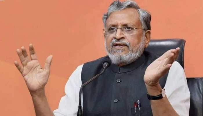 Former Bihar deputy CM Sushil Kumar Modi to file nomination for Rajya Sabha by-poll