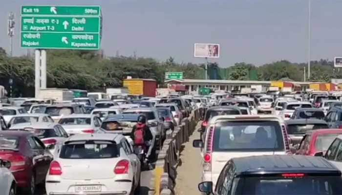 Gurugram Police issues traffic advisory as farmers' protest enters eighth day, check alternate routes