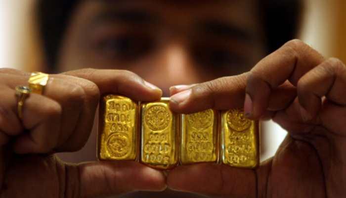 Gold price rises Rs 481 to Rs 48,887 per 10 gram