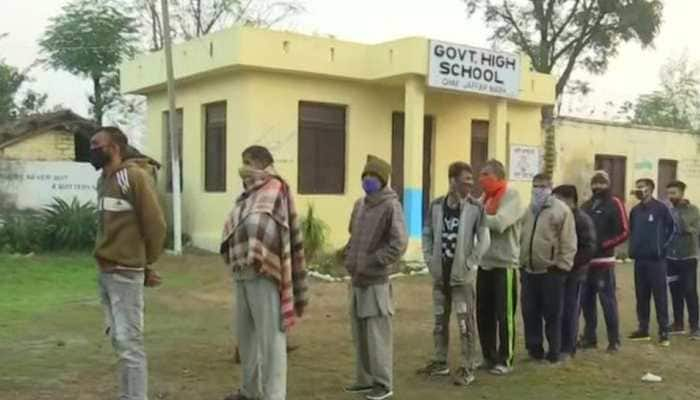 J&K DDC election: Over 25 percent voters exercise franchise in initial hours of polling