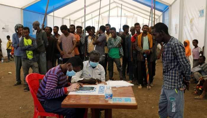 Ethiopia sees war ending, EU complains of partisan aid access