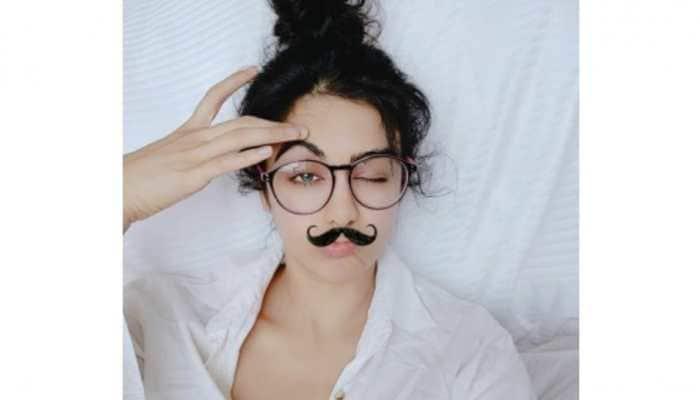Adah Sharma posts on Instagram teasing a hint of her next film