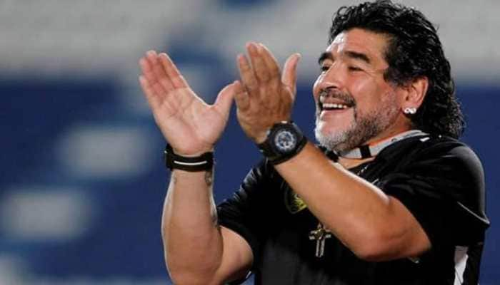 Napoli's San Paolo stadium renamed after Argentina legend Diego Maradona