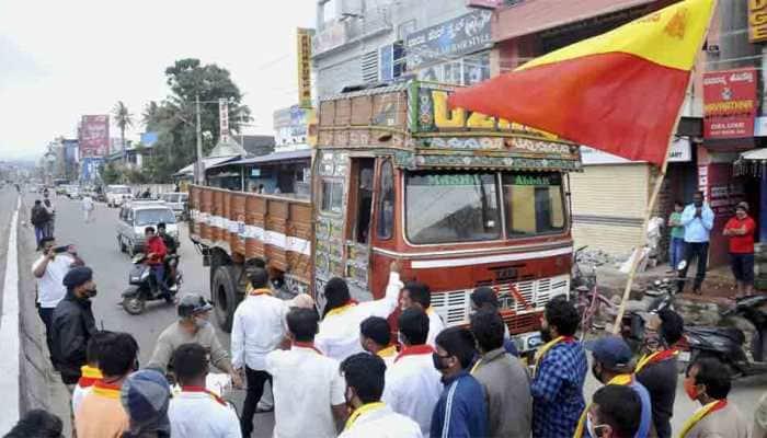 Karnataka bandh: Over 100 pro-Kannada activists detained; shutdown call gets lukewarm response