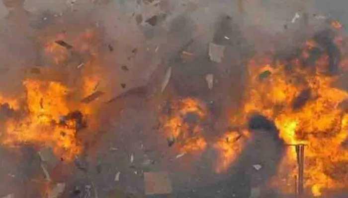 Major cylinder blast at Mumbai's Lalbaug, 20 injured; firetenders, jumbo tankers on spot