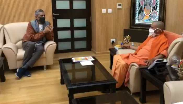 I see a lot of opportunities: Prakash Jha on CM Yogi Adityanath's film city plan in Uttar Pradesh