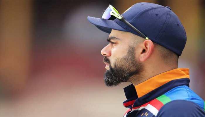 Might text AB de Villiers tonight: Indian skipper Virat Kohli on ramp shot