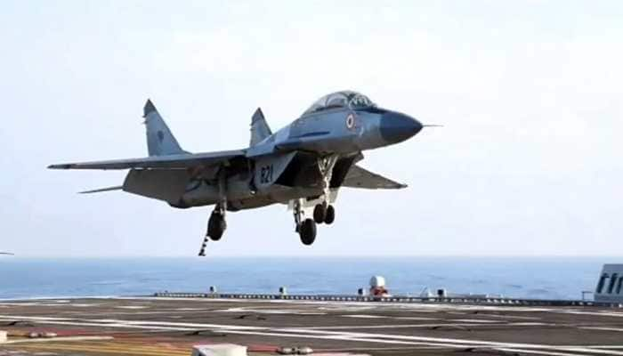 Body near MiG-29K crash site recovered, believed to be that of missing pilot: Indian Navy