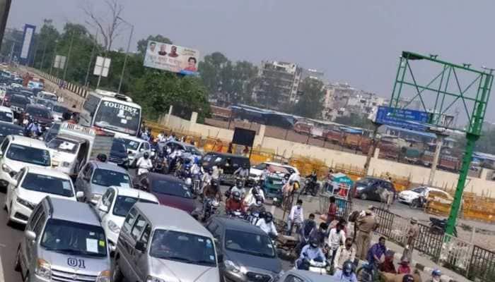 Bharat Bandh today: Roads to avoid, Delhi, Haryana police issue traffic advisories