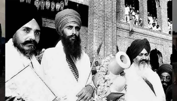 ISI using Jarnail Singh Bhindranwale's nephew Lakhbir Singh Rode to revive Khalistan movement in Punjab
