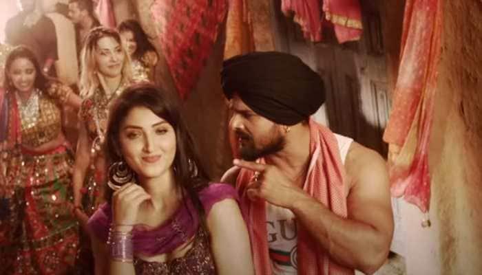 Khesari Lal Yadav's new Bhojpuri song 'Tu Ladki Hai Oxygen Nahi' goes viral on YouTube - Watch
