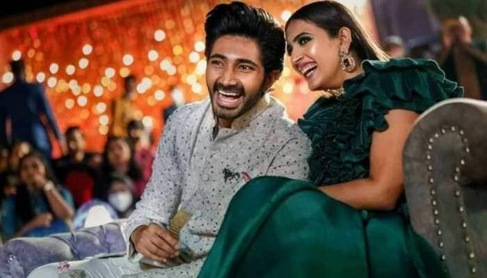 A dazzling affair : Pics from Niharika Konidela-Chaitanya JV's wedding festivities are lit!