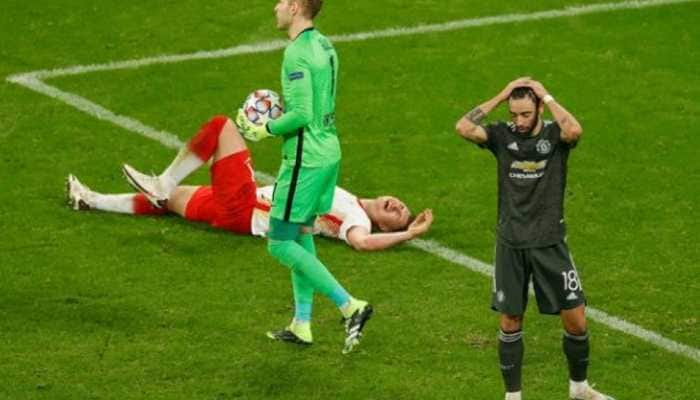 Manchester United knocked out of Champions League after 3-2 defeat against RB Leipzig