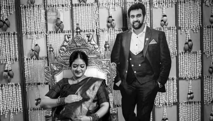 Late Kannada actor Chiranjeevi Sarja's wife Meghana Raj, newborn son test COVID-19 positive