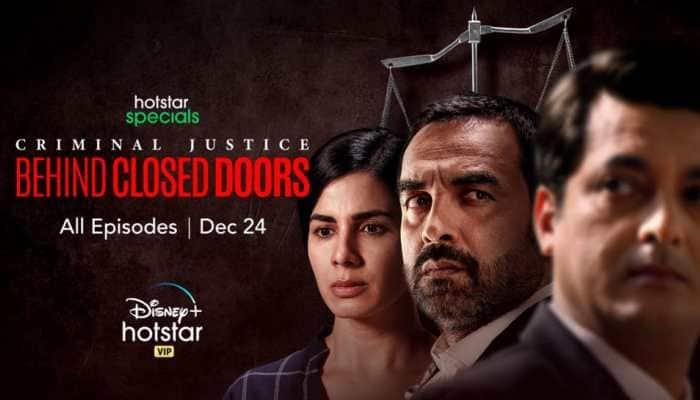 Criminal Justice: Behind Closed Doors trailer stars Pankaj Tripathi, Kirti Kulhari and Anupriya Goenka - Watch