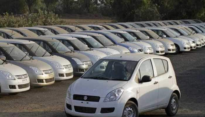 Festive demand lifts domestic passenger vehicle sales by nearly 5% in November