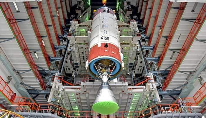 PSLV-C50 to launch communication satellite CMS-01 on December 17: ISRO
